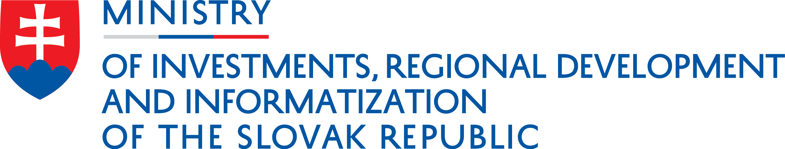Ministry of Investments, Regional Development and Informatization of the Slovak Republic